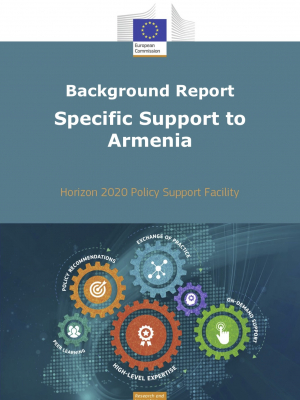 Specific Support to Armenia: Background report