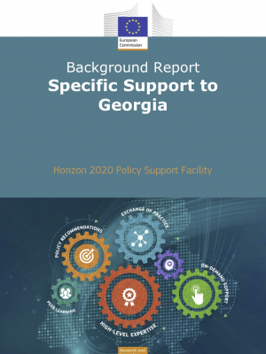 Specific Support to Georgia: Background report