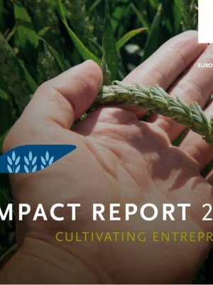 EFSE Impact Report 2018 - Cultivating Entrepreneurship