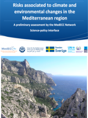 MedECC - Risks associated to climate and environmental changes in the mediterranean region