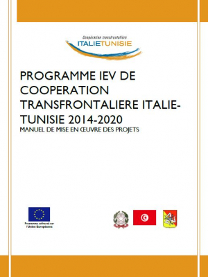 Cross-border cooperation Italy-Tunisia – Project implementation manual