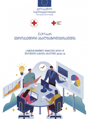 EU4Youth: Georgia Labour Market Analysis 2018-19