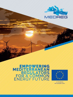 MEDREG informative leaflet: Empowering Mediterranean regulators for a common energy future