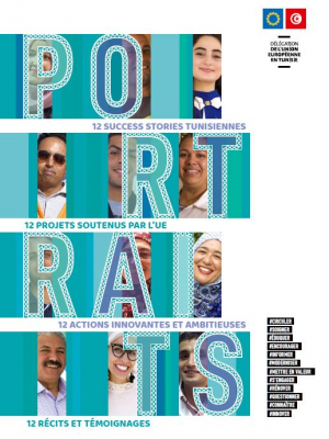 Portraits – 12 Tunisian success stories