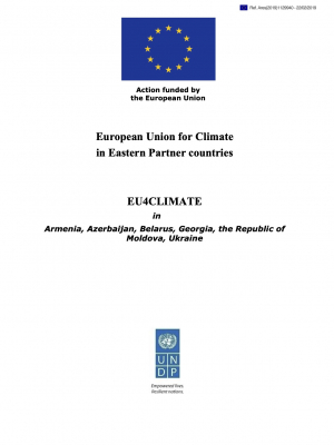 European Union for Climate in Eastern Partner countries