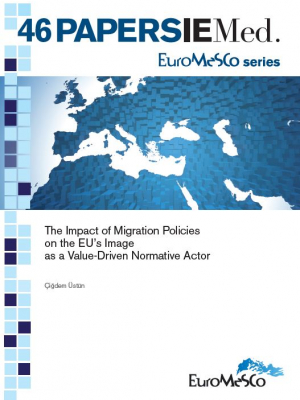 Euromesco Series 46: The impact of migration policies on the EU's image as a value-driven normative actor