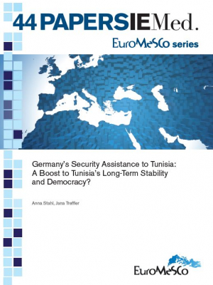 Euromesco Series 44 - Germany's Security Assistance to Tunisia: A Boost to Tunisia's Long-Term Stability and Democracy?