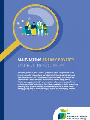 Alleviating energy poverty - Useful resources