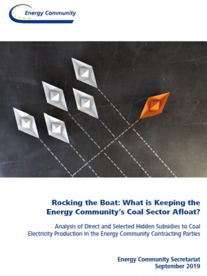 Rocking the Boat: What is Keeping the Energy Community's Coal Sector Afloat?