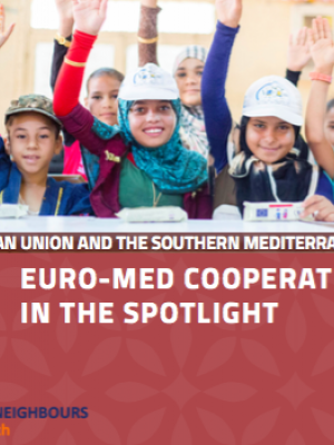 EURO-MED Cooperation in the spotlight