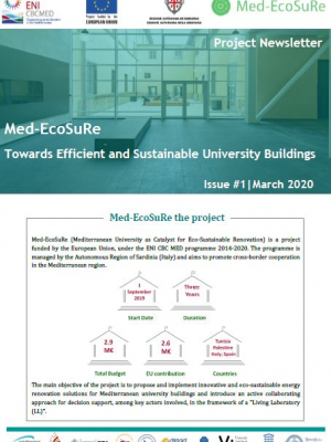 Med-EcoSuRe newsletter