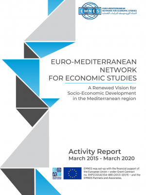 Euro-Mediterranean Network for Economic Studies (EMNES) : new publications