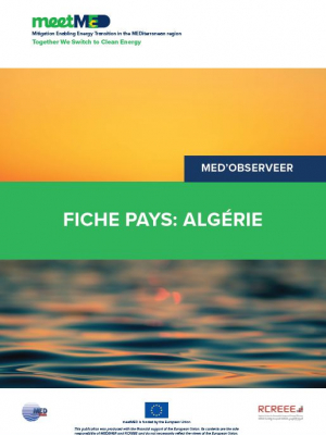 meetMED country profile: Algeria