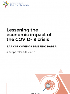 Lessening the economic impact of the COVID-19 crisis