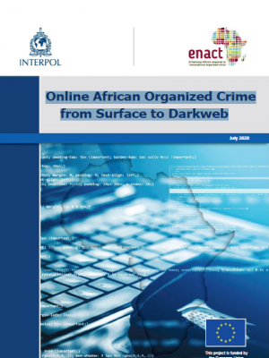 INTERPOL report - Online African Organized Crime from Surface to Darkweb