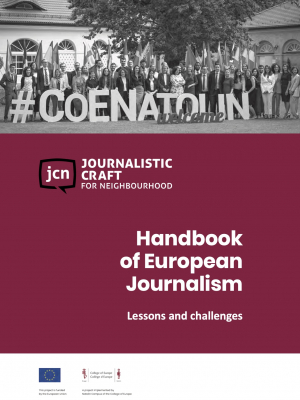 Handbook of European Journalism