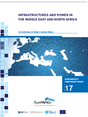 Euromesco Joint Policy Study 17 – Infrastructures and power in the Middle East and North Africa
