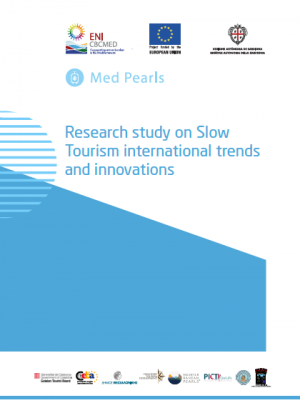 Med Pearls Research study on Slow Tourism international trends and innovations – Chapter 1: Conceptualization and trends on sustainable and slow tourism