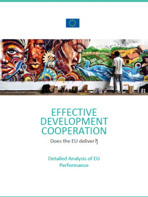 Effective Development Cooperation - Does the EU deliver?