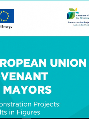 Covenant of Mayors – Demonstration projects: results in figures