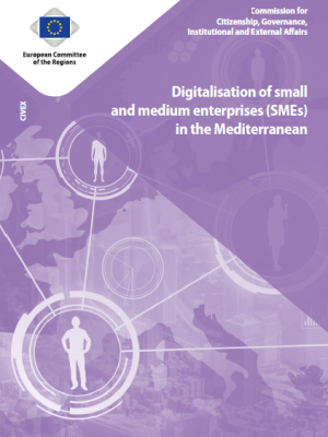 European Committee of the Regions report - Digitalisation of small and medium enterprises (SMEs) in the Mediterranean