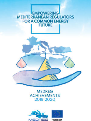 MEDREG brochure - Empowering Mediterranean Regulators for a common energy future