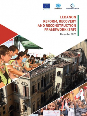 Lebanon Reform, Recovery & Reconstruction Framework (3RF)