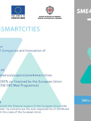 SME4SMARTCITIES first leaflet