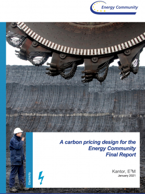 Final report on Carbon Pricing Design for the Energy Community