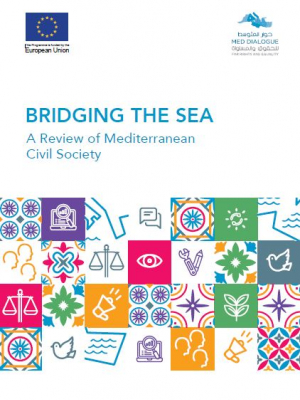 Med Dialogue publication: Bridging the sea – A review of Mediterranean civil society