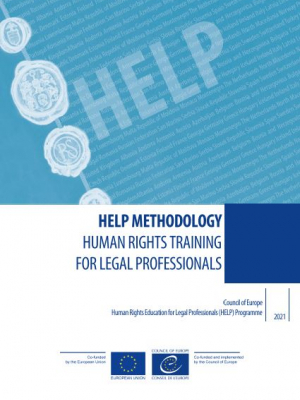 HELP Methodology – Human rights training for legal professionals