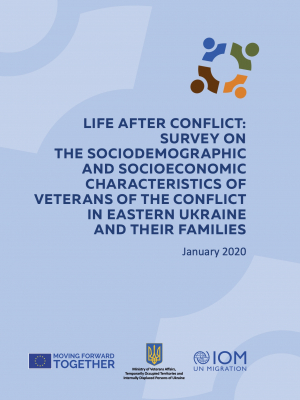 Life After Conflict: Survey on the Sociodemographic and Socioeconomic Characteristics of Veterans of the Conflict in Eastern Ukraine and Their Families