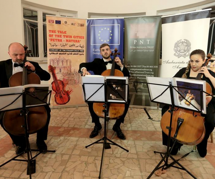 Classical music concert to celebrate EU commitment in supporting cultural heritage in Jordan