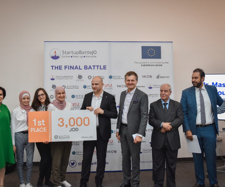 EU helps young Jordanians create their start-ups