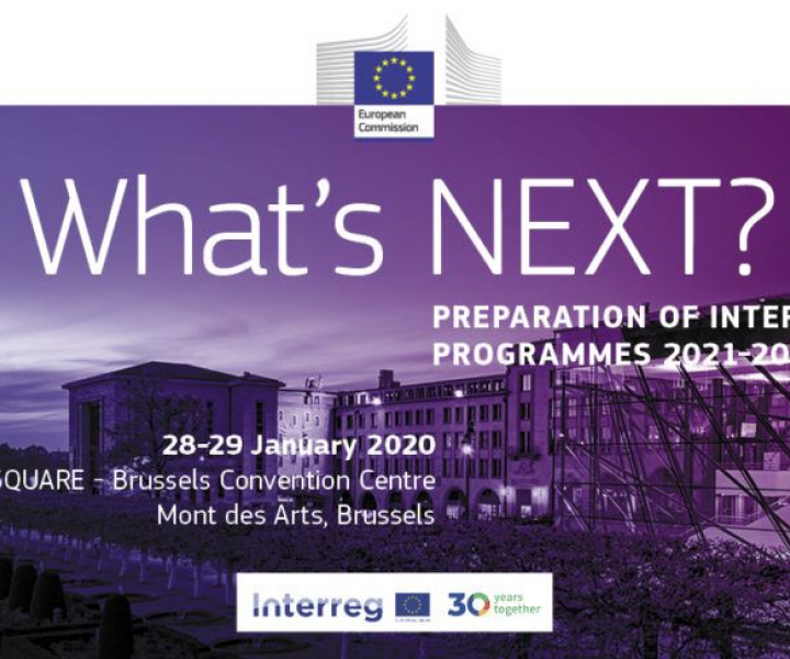 What's NEXT ? European cross-border cooperation programme introduces new cycle of programmes for 2021-2027