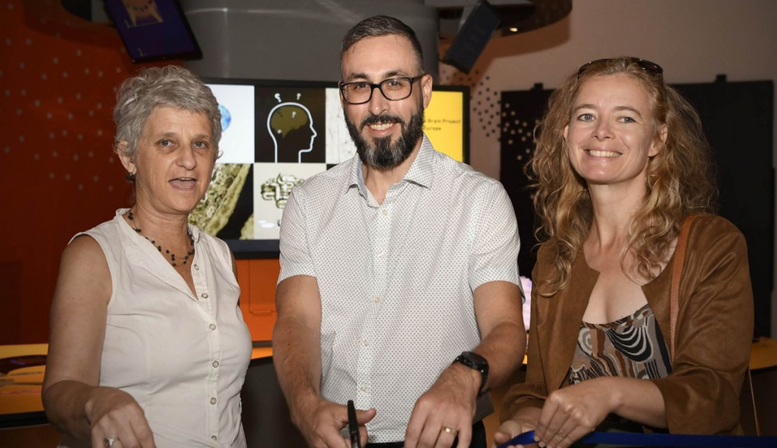 EU-funded exhibition on the brain opened in Israel
