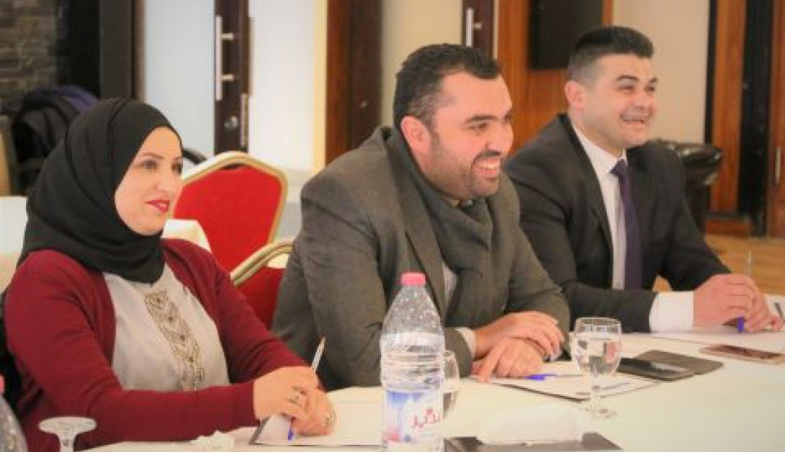 Palestine: EU Police Mission delivers training for prosecutors on international human rights conventions and standards