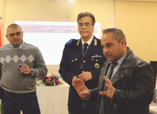 EU Police Mission delivers training for Palestinian judges on cryptocurrencies and cybercrime