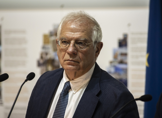 High Representative of the European Union Josep Borrell