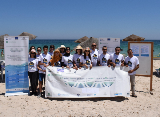 COMMON project: a new laboratory in Tunisia to analyse the impact of marine litter