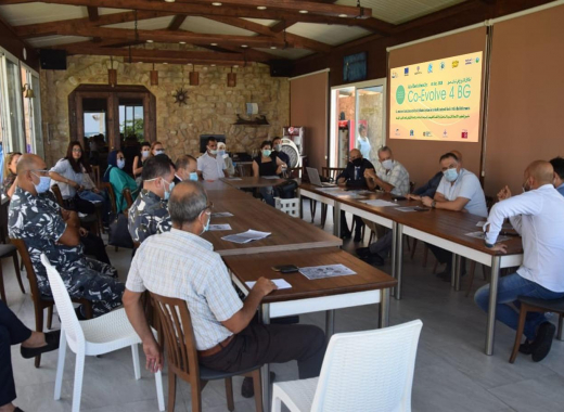 Promoting the sustainable development of human activities and natural systems in coastal tourist areas: Co-Evolve4BG holds infoday in Lebanon