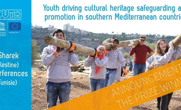 "Call for action ""Youth driving cultural heritage safeguarding and promotion"","