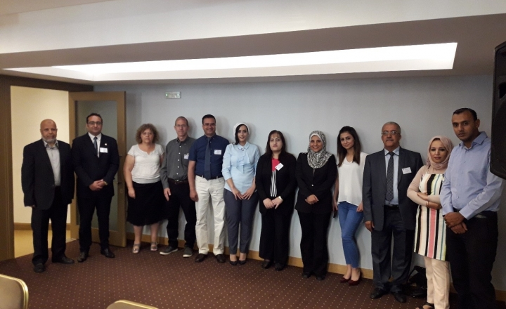 Photo of participants in the Athens Regional Workshop 17-18 July 2018