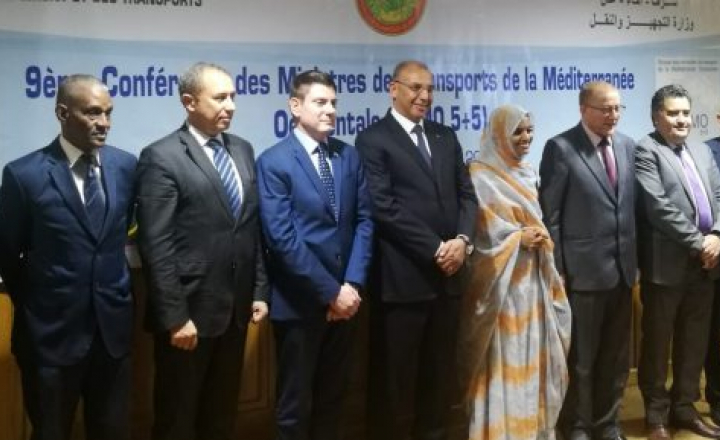 Mediterranean Transport Ministers call for reinforced cooperation in transport and logistics