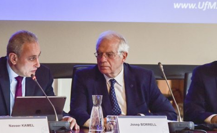 Union for the Mediterranean round-table debate on the future of the Euro-Mediterranean region