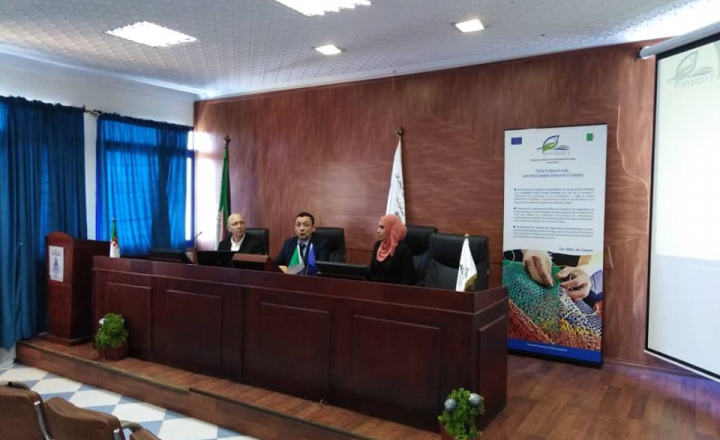 Algeria : EU organises training on exporting techniques of fishery products
