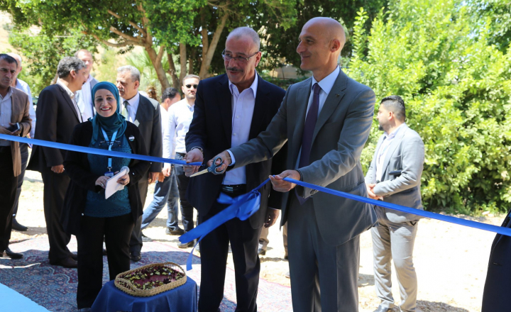Jordan: EU ensures efficient use of water resources for all