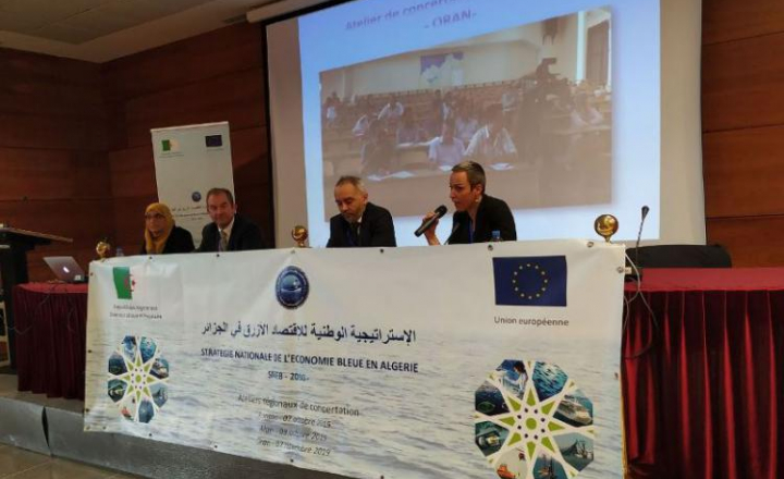 EU and Algeria hand in hand to promote blue economy and sustainable fishing