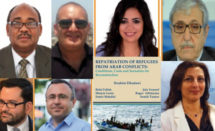 Euromed Report 2019 on repatriation of refugees from Arab conflicts to be presented in Cairo