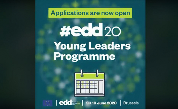 Youth from around the world : Apply now for the European Commission's Young Leaders Programme and make your voice heard!